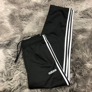 Adidas Men's Track Pants: 3 Stripes (PM798)